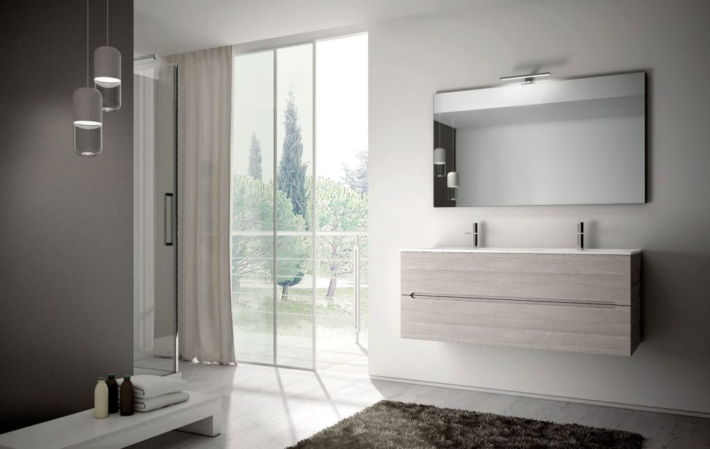 Blob Mobili Da Bagno.Smyle Furniture For Modern Practical Bathrooms Ideagroup