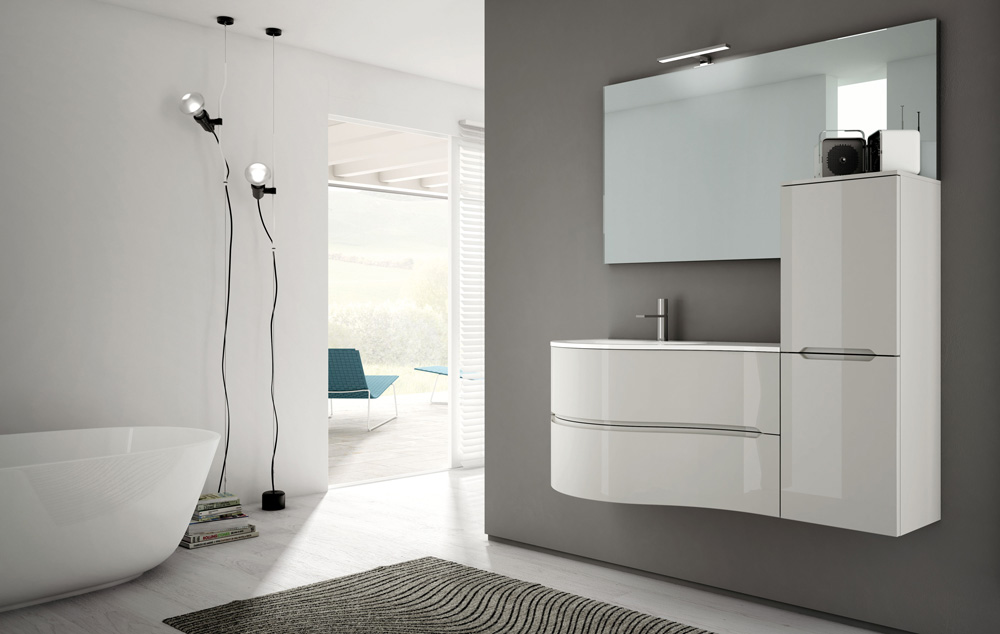 Contemporary bathroom furniture ideagroup