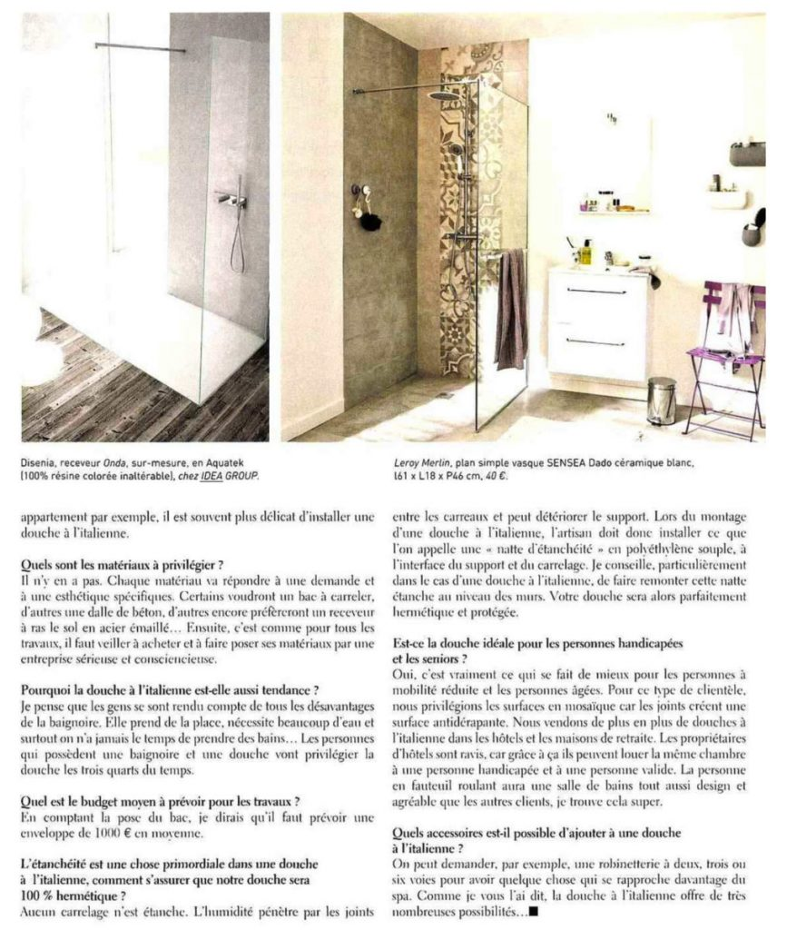 Onda By Disenia In The July September 2015 Issue Of Home Cuisines