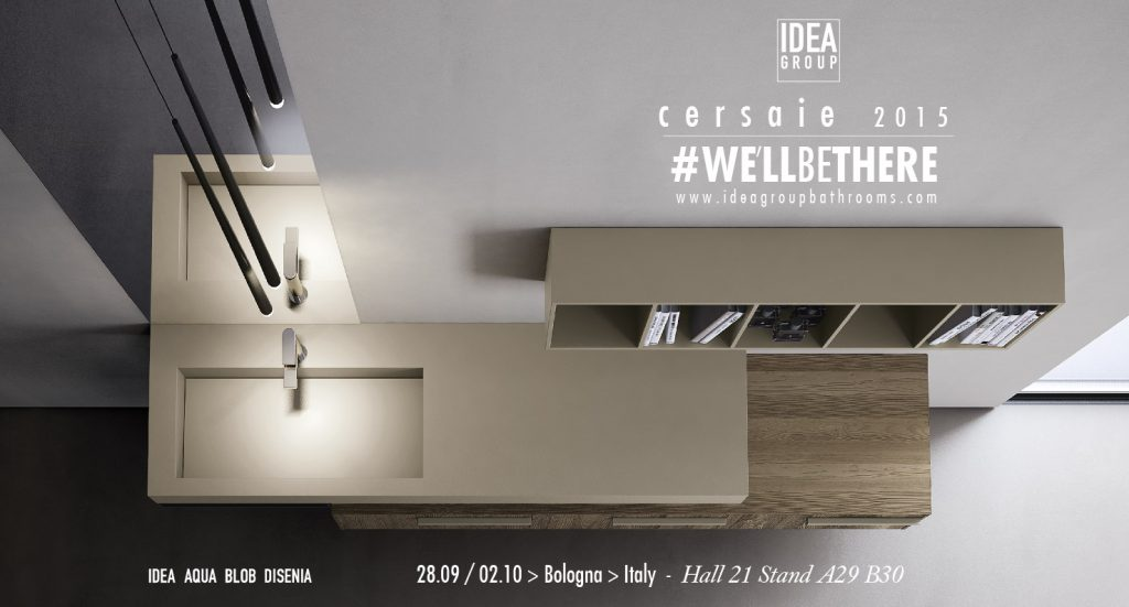 Ideagroup at Cersaie 2015