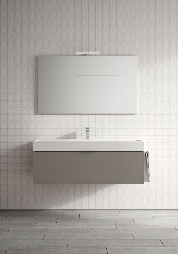 Blob Mobili Da Bagno.Basic Minimal Bathroom Furniture For Functional Bathrooms Ideagroup