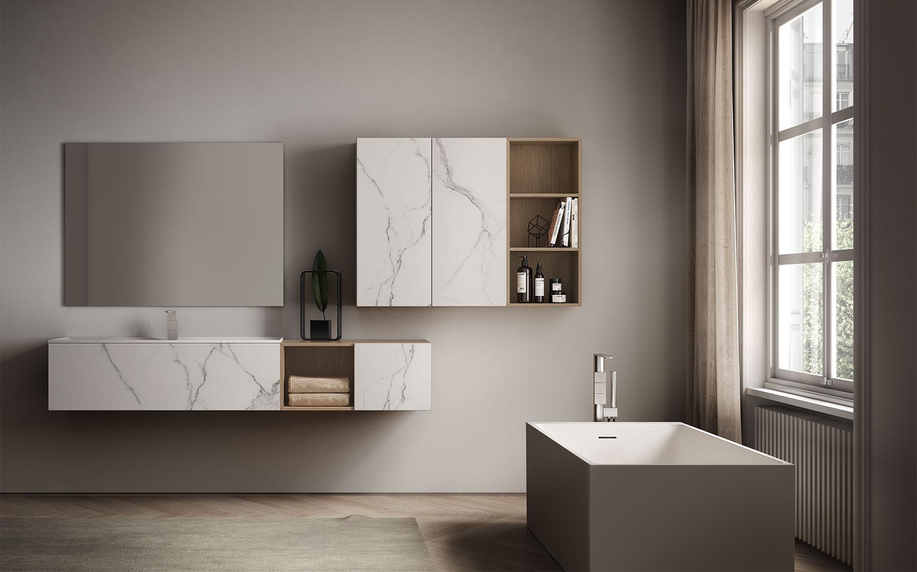 Arredo Bagno Ideagroup Prezzi.Dogma Modern Furniture For Luxury Bathrooms Ideagroup