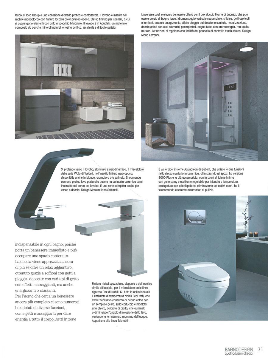 Bagno Design N 04 September 2013