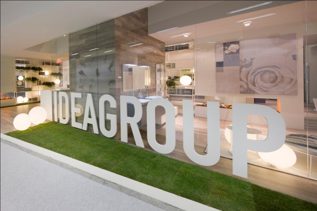 Ideagroup wins the Cersaie award for best design exhibit
