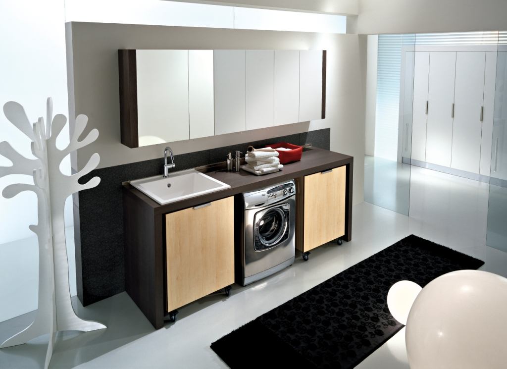 Laundry furniture Spazio Evoluzione