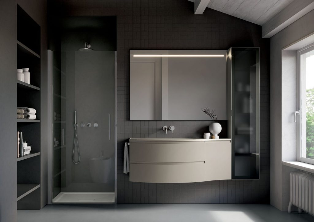 Form Floor Standing And Suspended Bathroom Cabinets Ideagroup