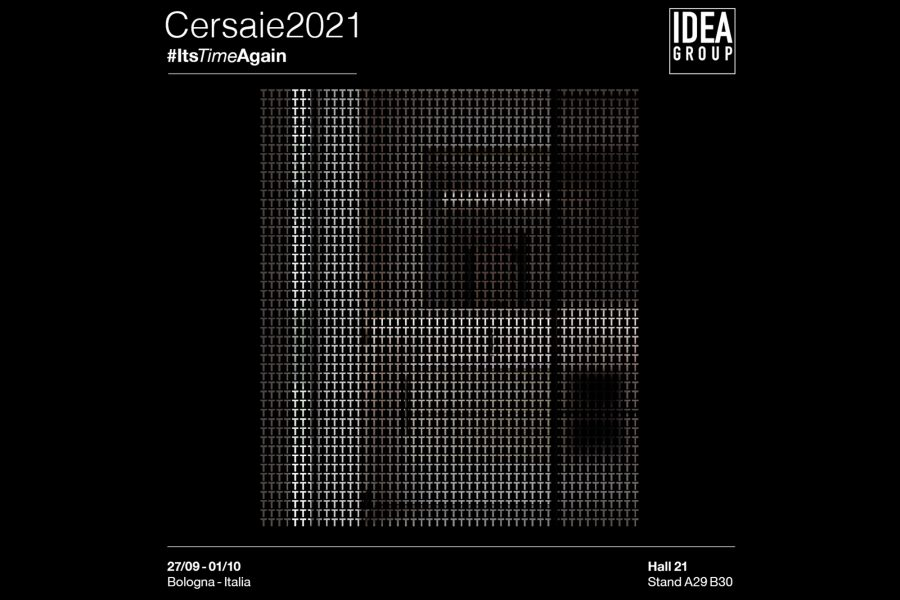 #ItsTimeAgain: Ideagroup at Cersaie 2021